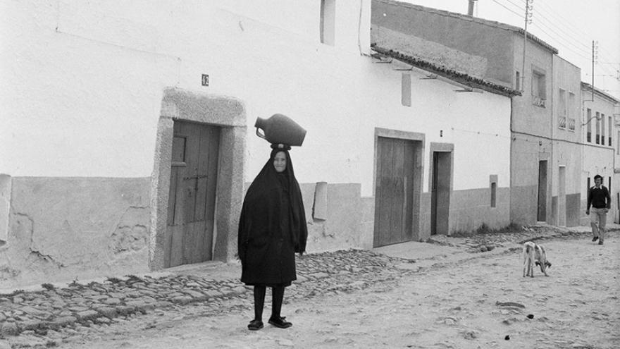 Las '9 miradas' de Carlos Flores ya se pueden visitar en el Museo Etnográfico de Castilla y León, en Zamora