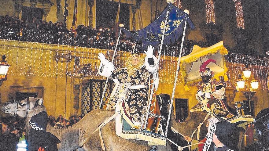 Palmario | De cuando los Reyes se parecían mucho a algunos concejales