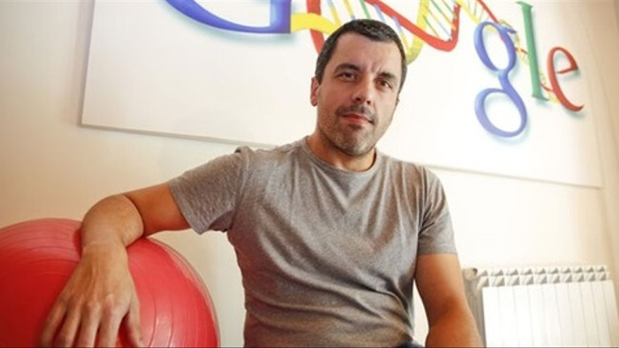 Bernardo Quintero, experto en ciberseguridad de Google, Premio Málaga de Empresa 2021