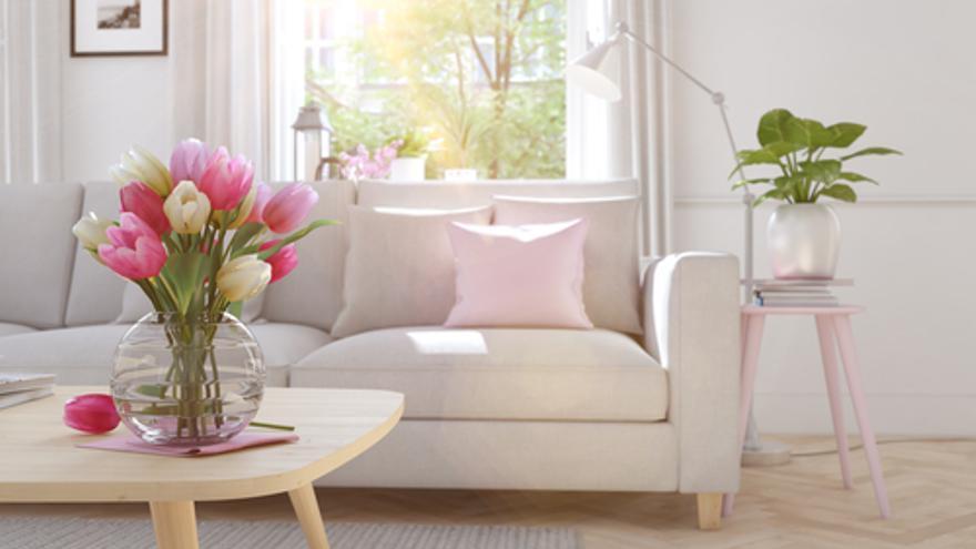 ¿Cómo decorar mi vivienda?: Trucos de primavera