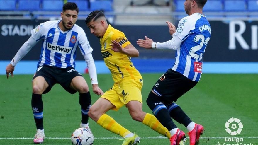 Así te hemos contado el Espanyol - Málaga (3-0), minuto a minuto