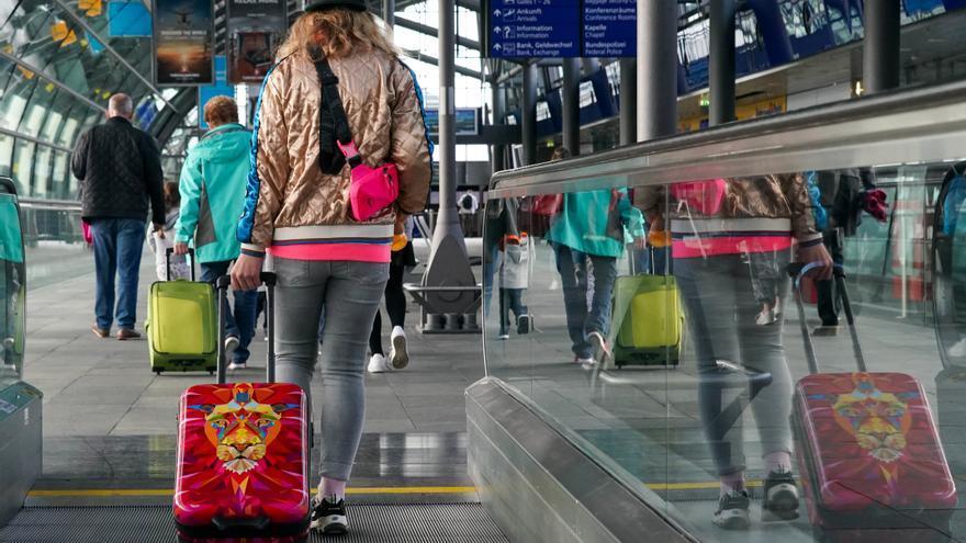 Chaos an deutschen Flughäfen bleibt trotz Reisewelle aus