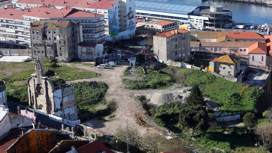 Barrio do Cura salta del papel a la obra: los trabajos arrancan en un año