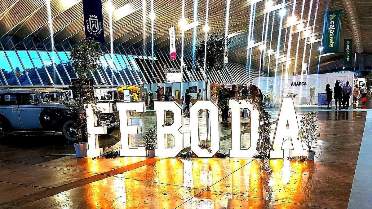 Feboda vuelve de manera presencial al Recinto Ferial de Tenerife