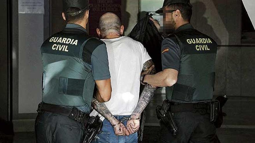 Piden 12 años de cárcel al acusado de matar de un golpe a un turista en Magaluf