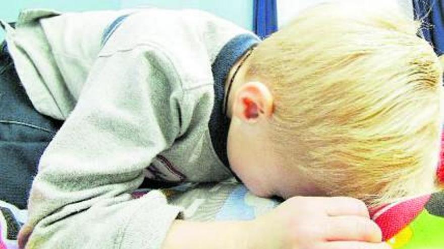Cómo ayudar a  niños con estrés