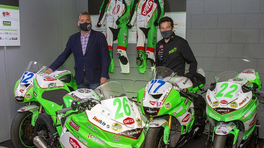 El Deza Box 77 Racing Team, con el respaldo del Imdeco