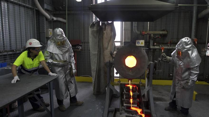 Orovalle quiere buscar metales preciosos en Tineo, Cangas del Narcea y Allande