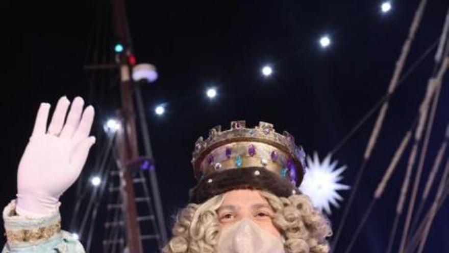 Die Heiligen Drei Könige, dieses Jahr allein auf weiter Flur