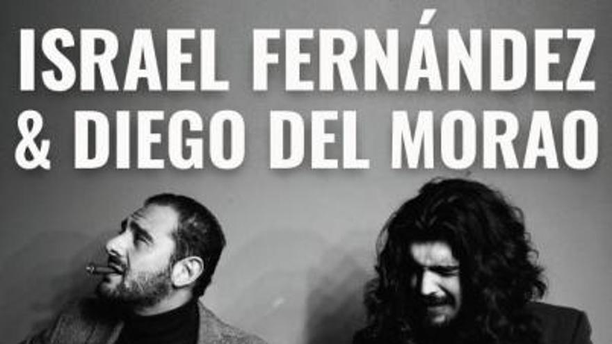 Israel Fernández y Diego del Morao