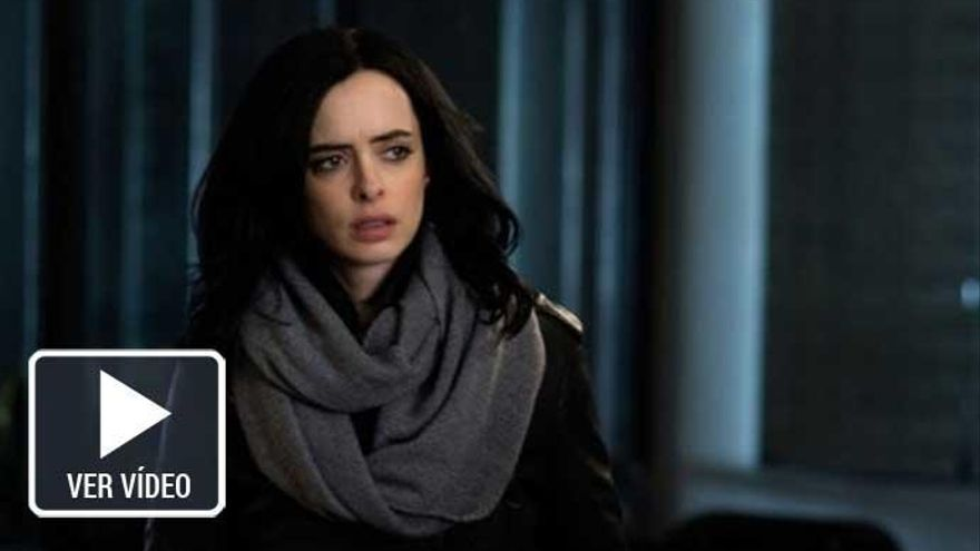 Jessica Jones ya tiene tráiler de su segunda temporada