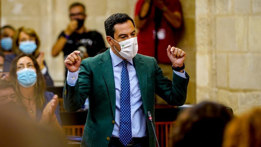 """Moreno: """"Los 20.000 sanitarios contratados por la Covid no irán a la calle"""""""