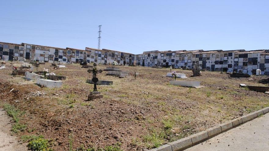 La Asociación Aremehisa inicia los trabajos de investigación en el cementerio municipal de Pueblonuevo