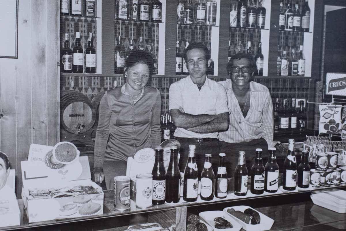 Historia de la hostelería en Ibiza: Un oasis en el West End
