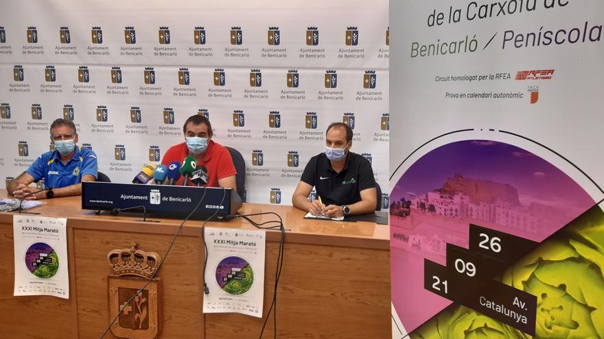 La XXXI Mitja Marató de la Carxofa de Benicarló será el día 26