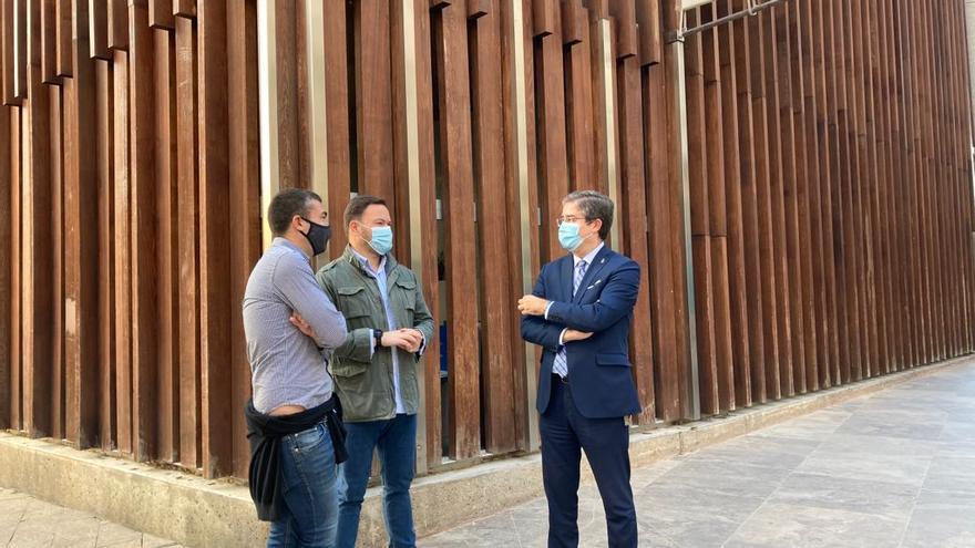 El PP defiende 'Murcia Medieval' y exige la continuidad de la musealización de la Muralla de Santa Eulalia