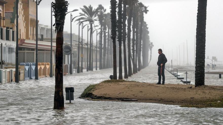 Dónde ha llovido más en Valencia, municipio a municipio