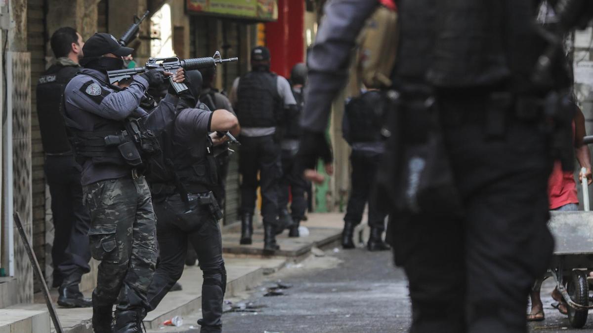 La violencia policial es una lacra en Latinoamérica.