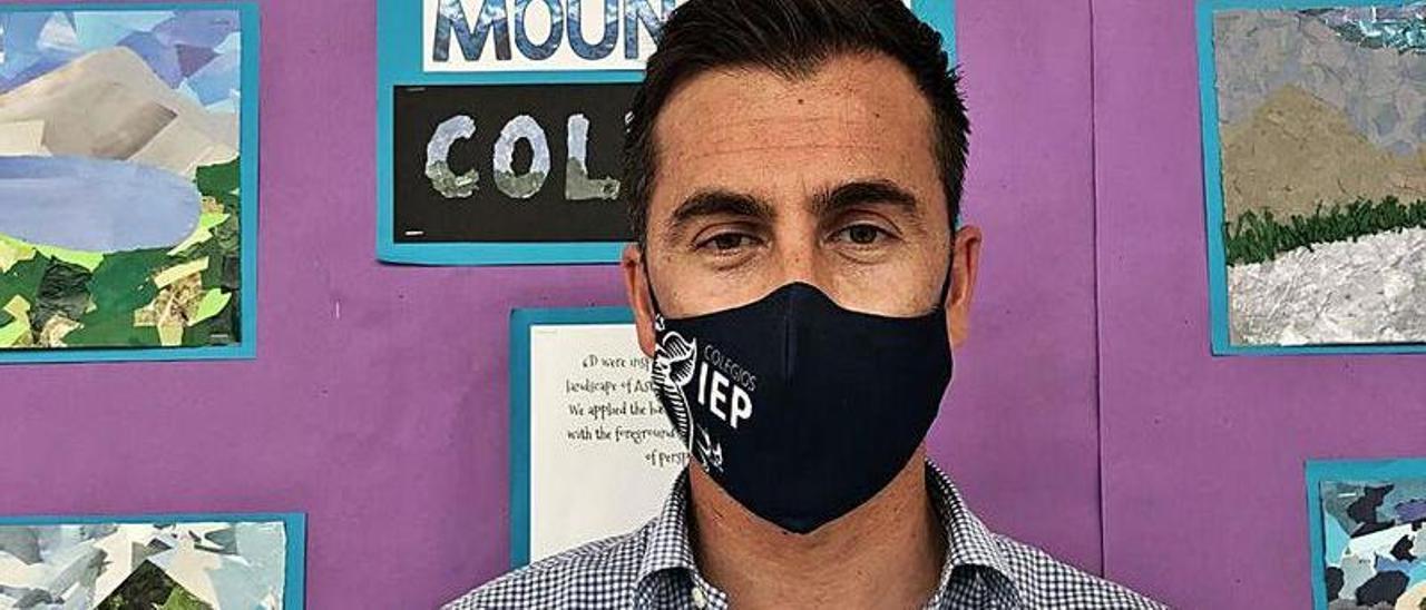 Miguel González, el profesor responsable del proyecto| R. I. G.