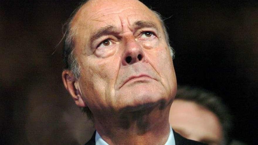 Fallece a los 86 años el expresidente francés Jacques Chirac, último heredero de De Gaulle