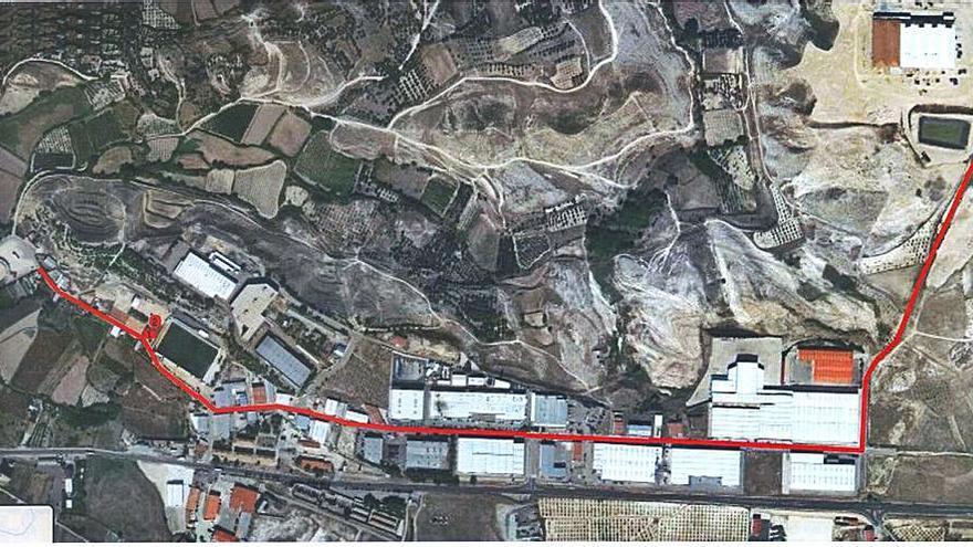 El ayuntamiento impulsa la creación de una ruta saludable