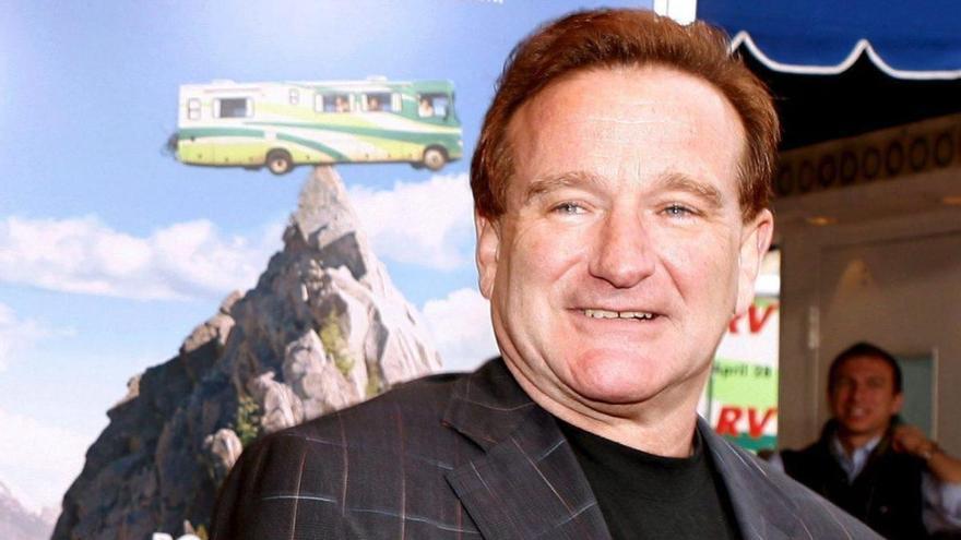Homenajes a Robin Williams a los seis años de su muerte