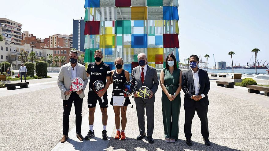 Málaga se reencuentra con el World Padel Tour