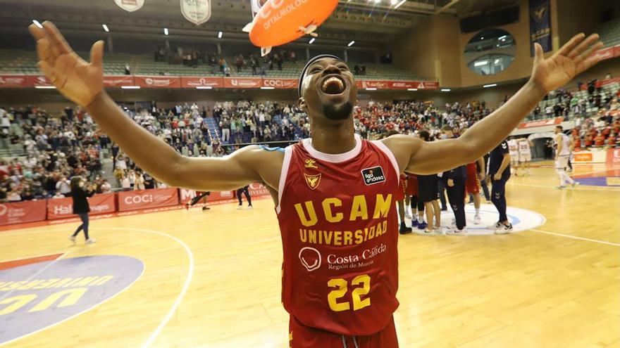 UCAM Murcia CB- Baskonia