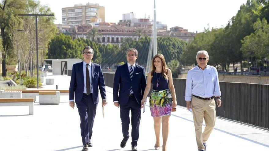 El Ayuntamiento sacará a los 'ganadores' del CreaMurcia a la calle