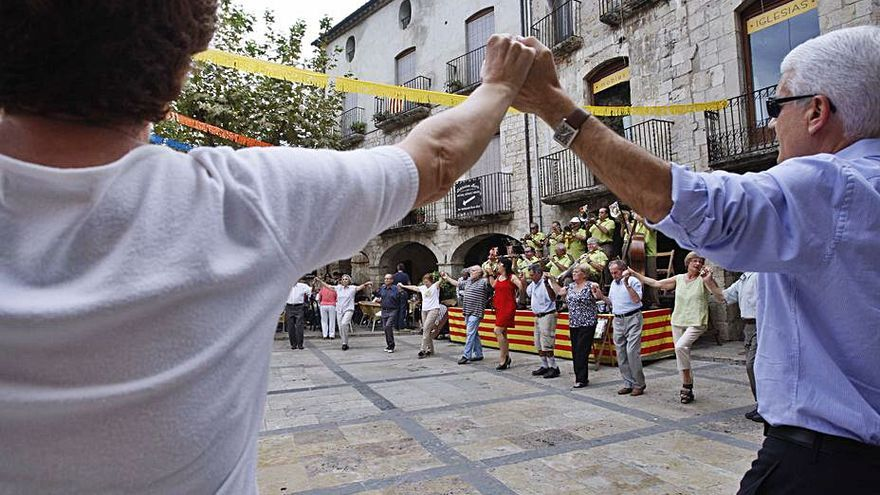 Quatre dies de festa major a Besalú