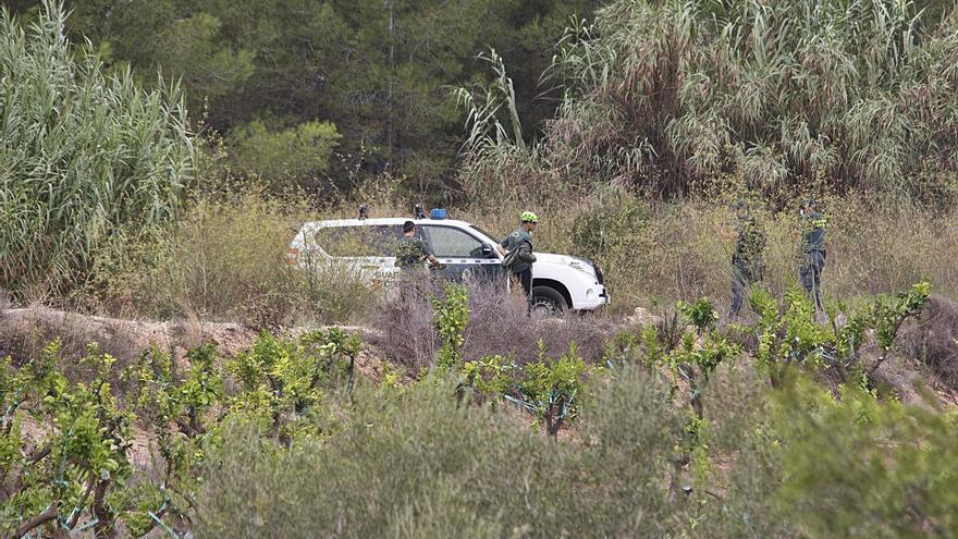 Dan por finalizada la búsqueda de Marta Calvo en la escombrera ilegal
