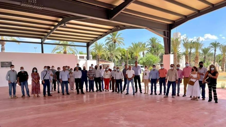El GDR Medio Guadalquivir trabaja en un proyecto para promover las energías renovables