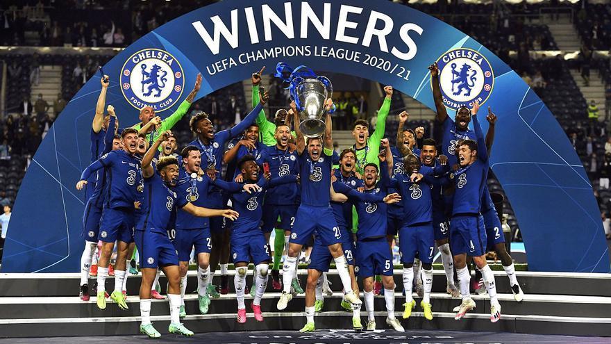 La glòria és per al Chelsea