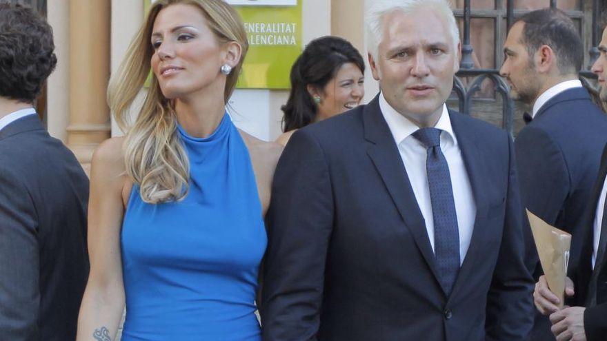 Santiago Cañizares y Mayte García se separan