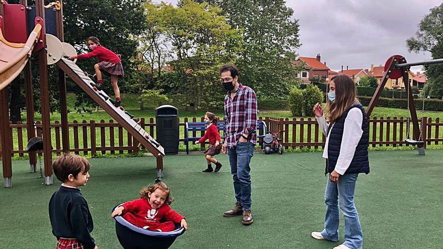Siero tiene la mayor tasa de población infantil de los grandes concejos asturianos