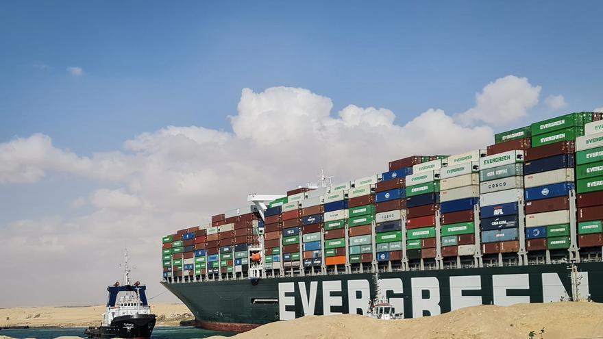La Ruta Ártica, una alternativa de futuro para el Canal de Suez