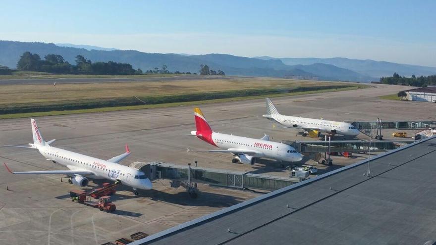 Nuevo empujón de rutas en el aeropuerto de Vigo