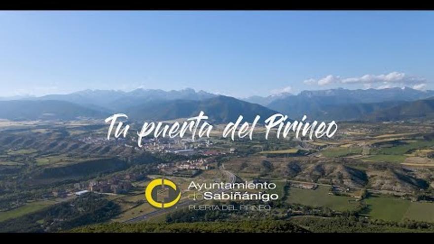 Sabiñánigo, puerta del Pirineo aragonés