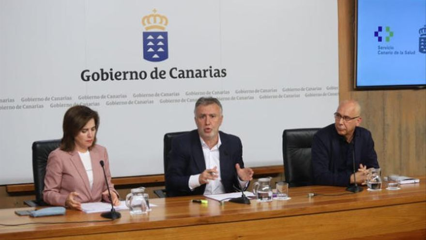 Evolución positiva del alemán infectado por coronavirus en Canarias