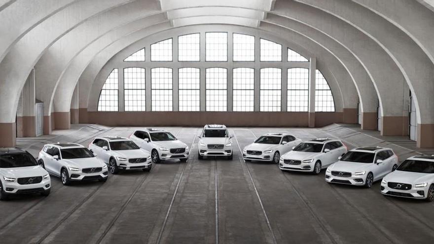Gama Volvo Recharge: 7 modelos y 11 versiones con Etiqueta 0 de la DGT