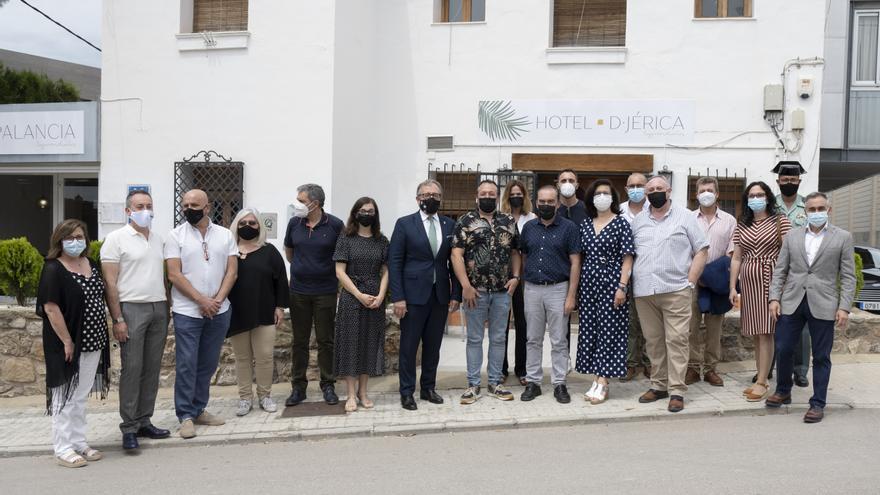 """Martí defiende que los emprendedores en el interior sean """"una especie a proteger"""""""