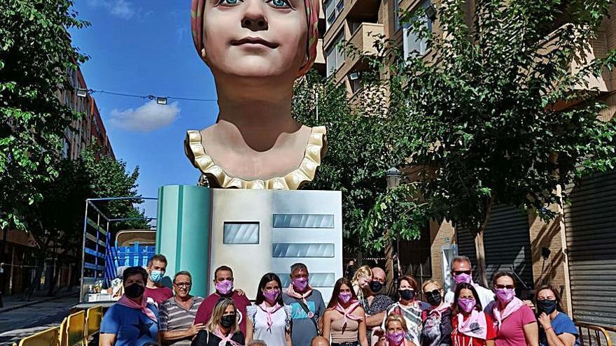 «Represento a los niños con leucemia»