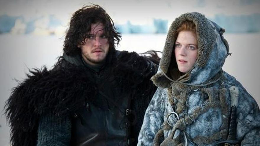 El casament de Jon Nive i Ygritte paralitzarà el rodatge de 'Juego de Tronos'