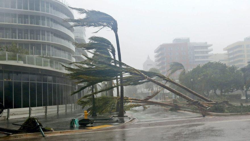 Irma sacude Florida
