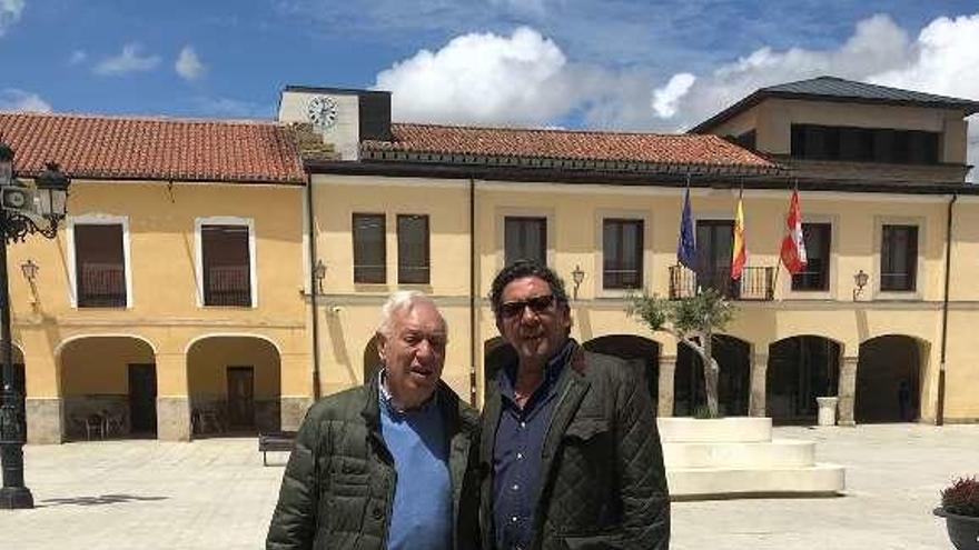 García Margallo de visita en Villalpando
