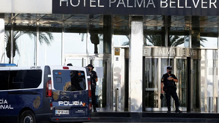 Cada alumno ingresado en Mallorca por el macrobrote cuesta 917 euros al día