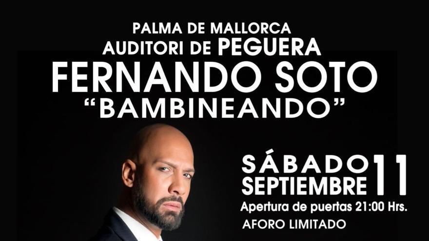 Festival Flamenco - Fernando Soto: Bambineando