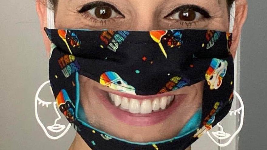 La Xunta repartirá mascarillas transparentes homologadas en toda Galicia