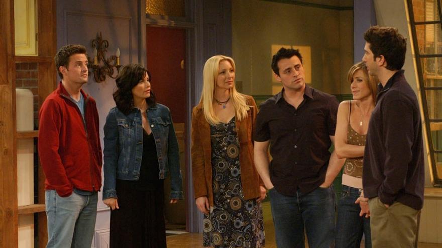 El regreso de 'Friends', cada vez más cerca de su estreno