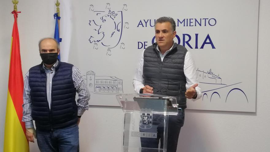 El alcalde de Coria critica que Adesval solo ha dedicado el 15% de 5 millones de euros en el periodo 2014/2021